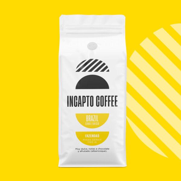 Incapto Coffee Brasil Fazendas Minas Gerais